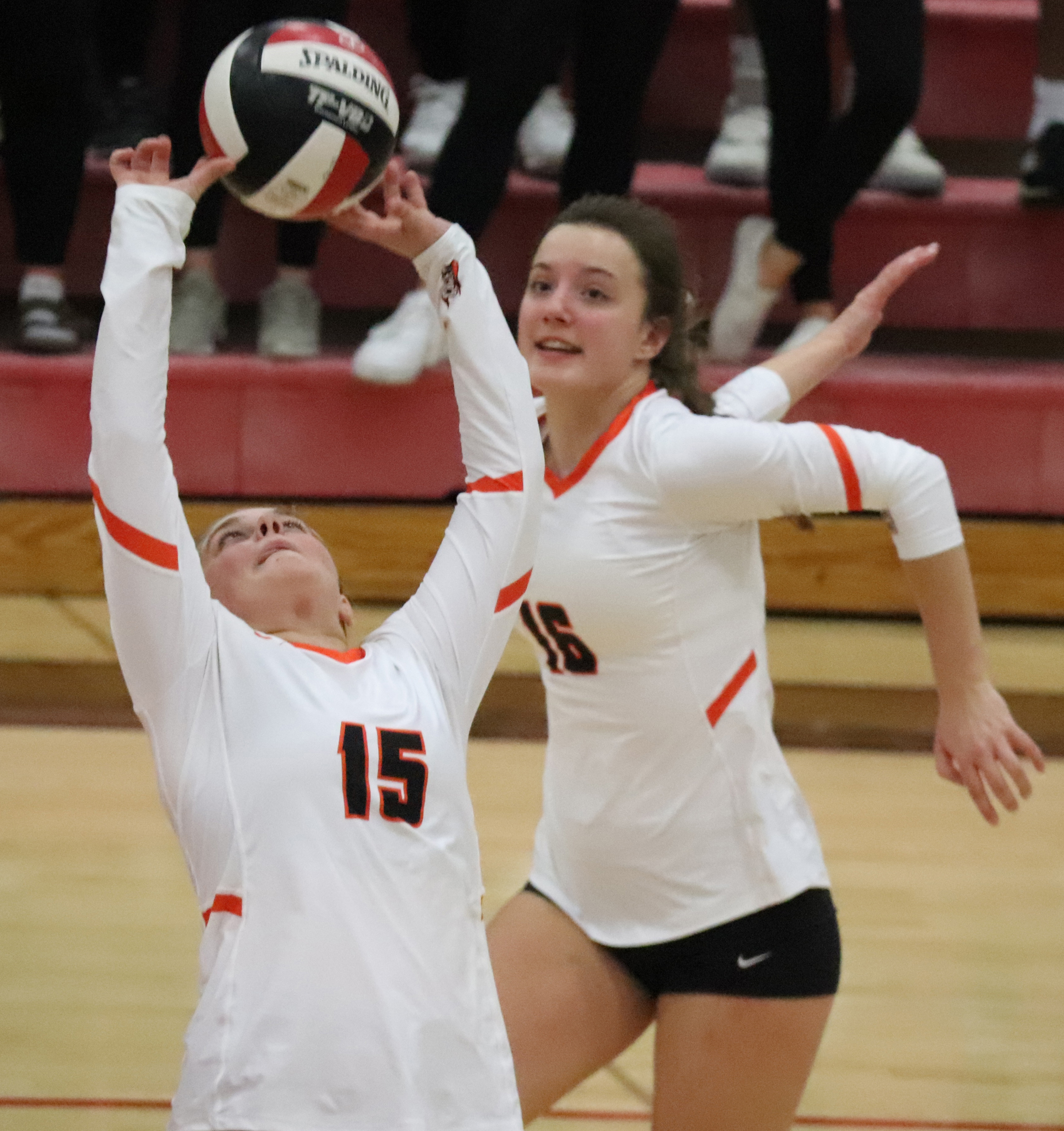 Charles City volleyball team heads into new era