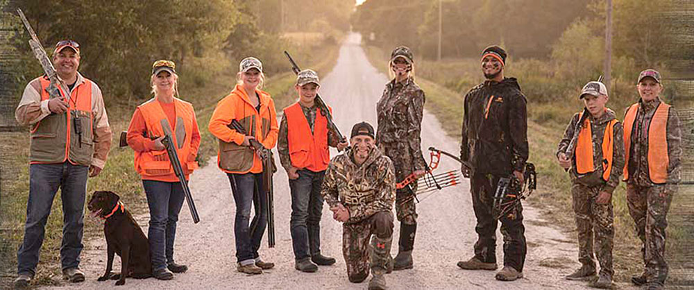 Fall Hunting & Fishing: Youth hunting seasons help connect kids with the outdoors, build lasting relationships