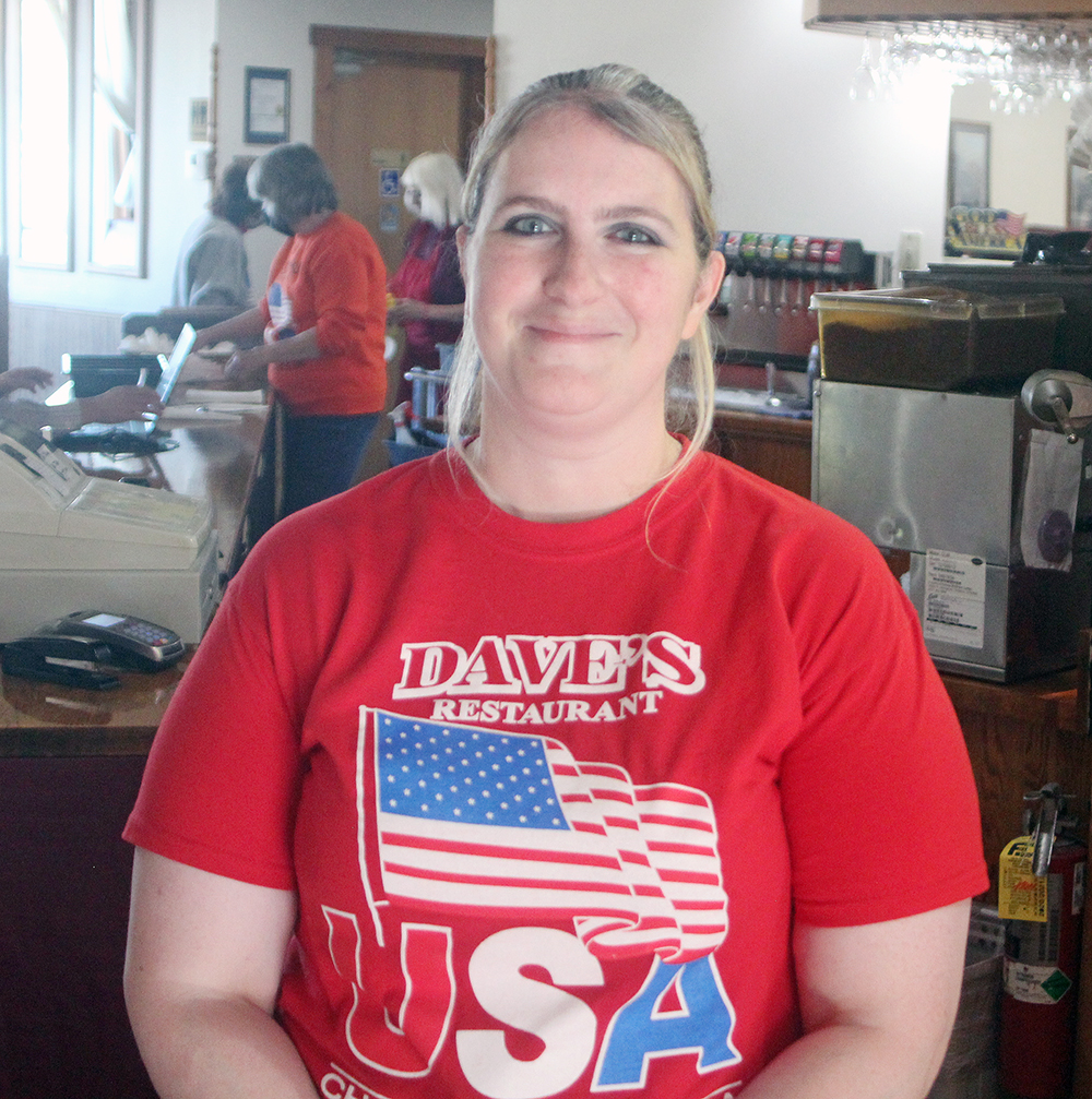 Dave's Restaurant back up and running as buffet returns