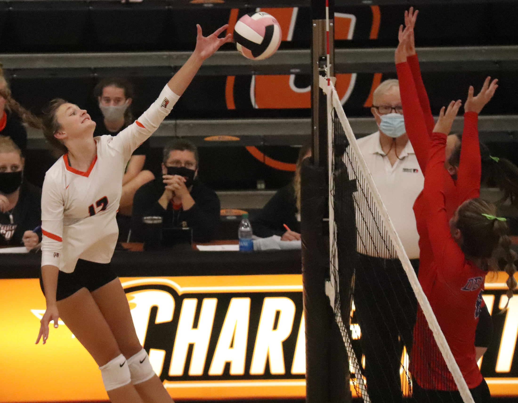 Kaylee Anderson named to All-Northeast Iowa Conference Volleyball Second Team