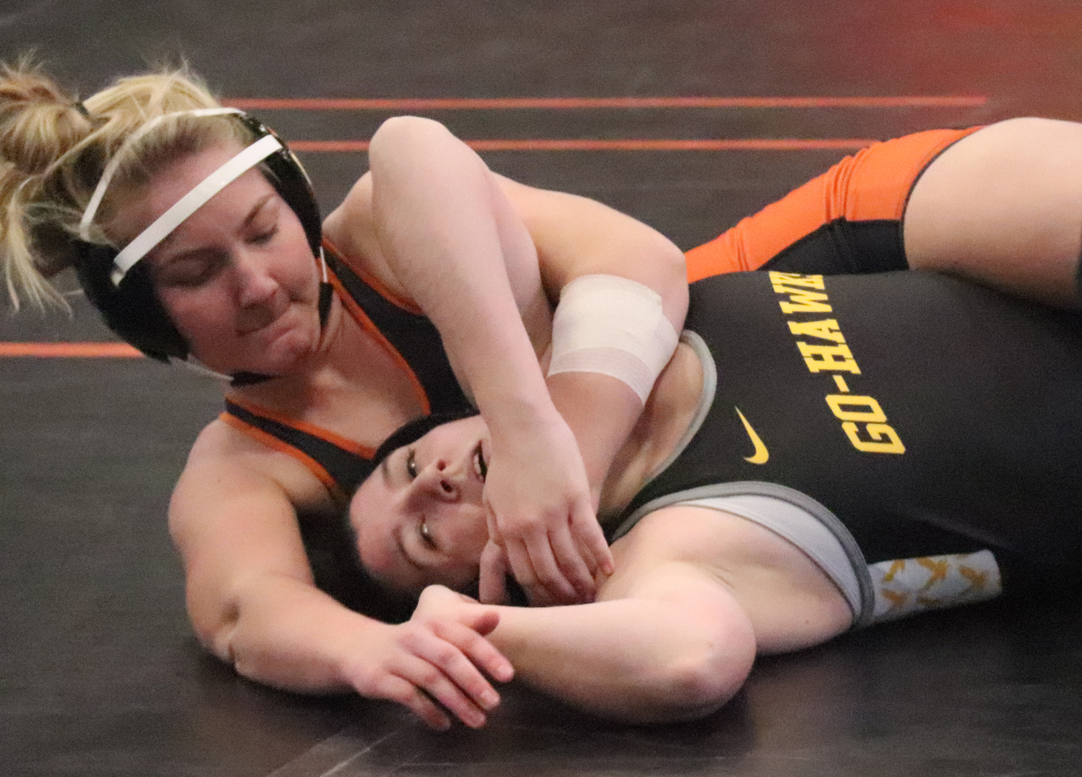 Comets claim individual titles at Fort Dodge Women's Wrestling Tournament