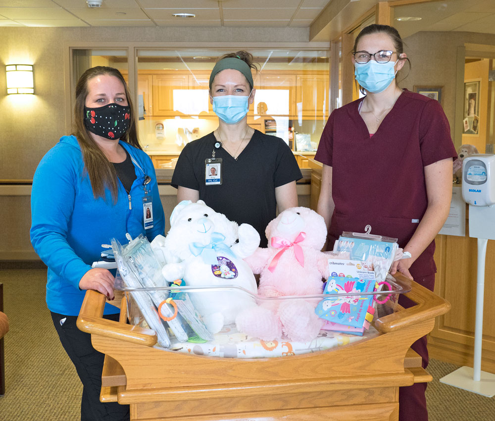 Floyd County Medical Center seeks additional midwife as baby business continues to grow