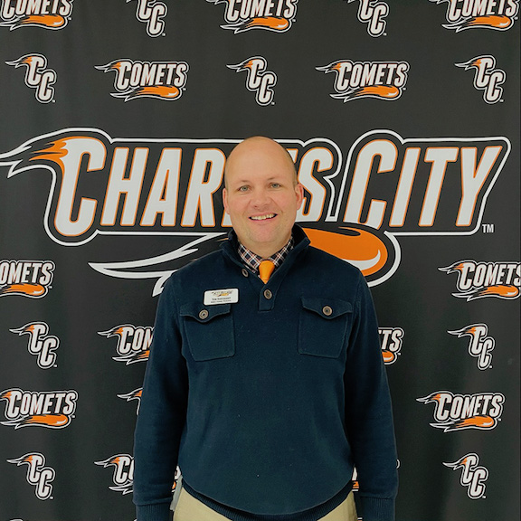Charles City School District names Harskamp executive director of student engagement