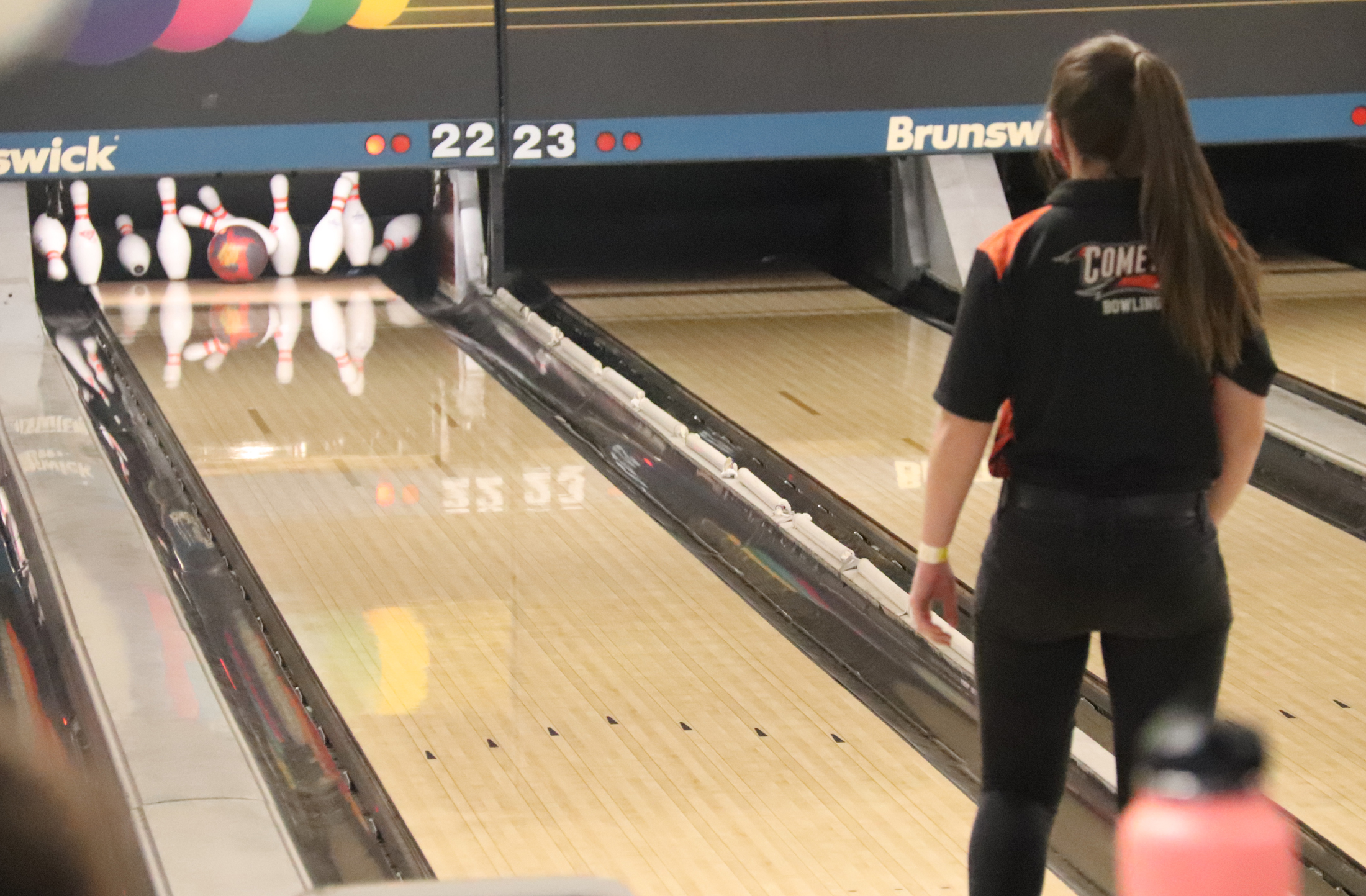 Comet girls place sixth at State Bowling Championships