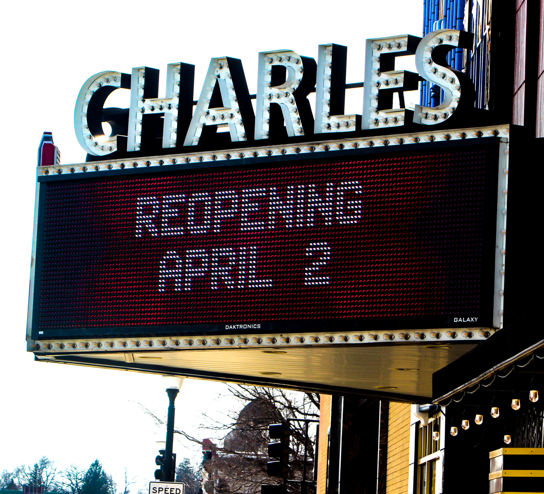 Movies returning to The Charles, starting April 2