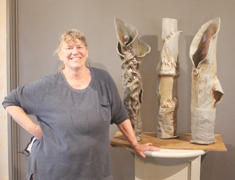 Wood-fire ceramics to be the March exhibit at CCAC